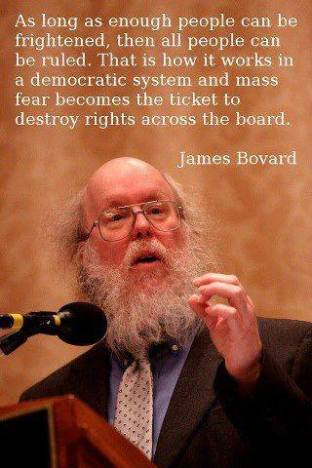 James Bovard quote
