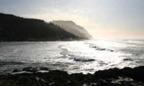 Bay at Yachats